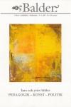 2003:1 | Pedagogik, konst och politik
