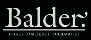 Balder – frihet, jämlikhet och solidaritet