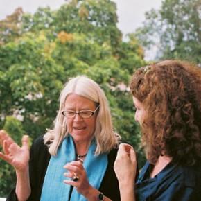 Att vidga hjärtat - Samtal med Ulrika Knutson