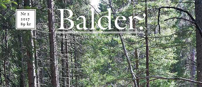 Balder 2/2017