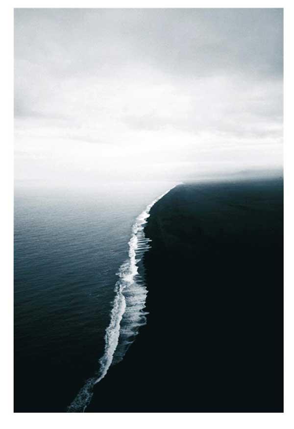 En havsbild