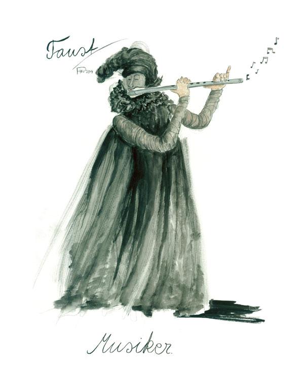Faust - Musiker