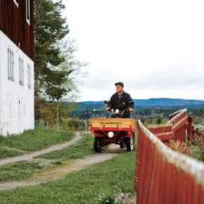 En annan korv - samtal med Gustav Lindström i Järvsö