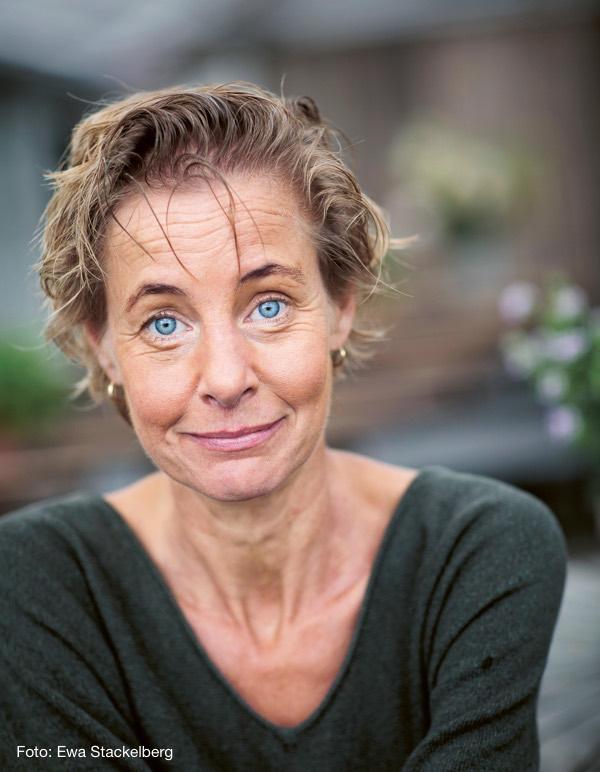Om att säga ja – Samtal med Lisen Sundgren | Balder frihet