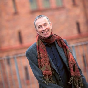 Balder, redaktören och framtiden - samtal med Mats Ahlberg