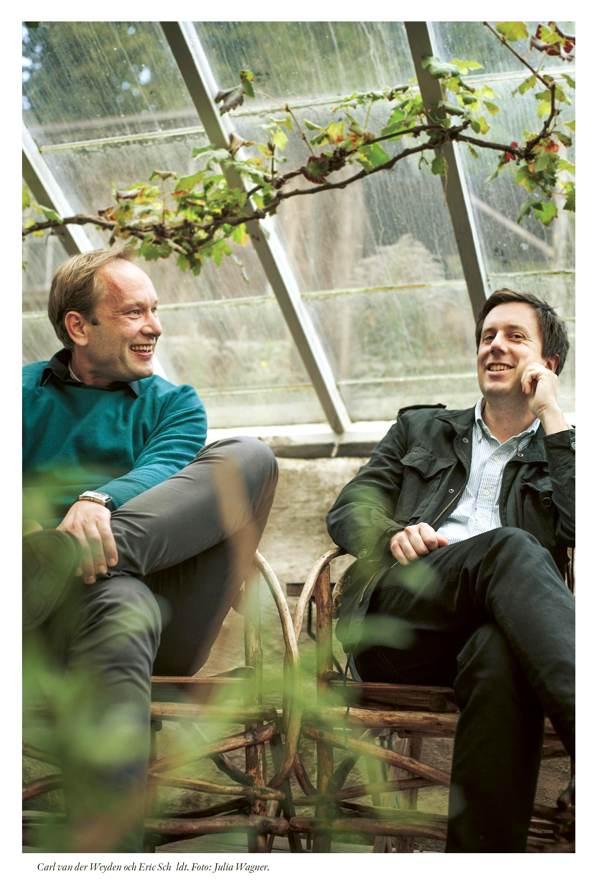 Eric Schüldt och Carl van der Weyden