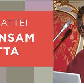 Ugo Mattei till Stockholm 1 december