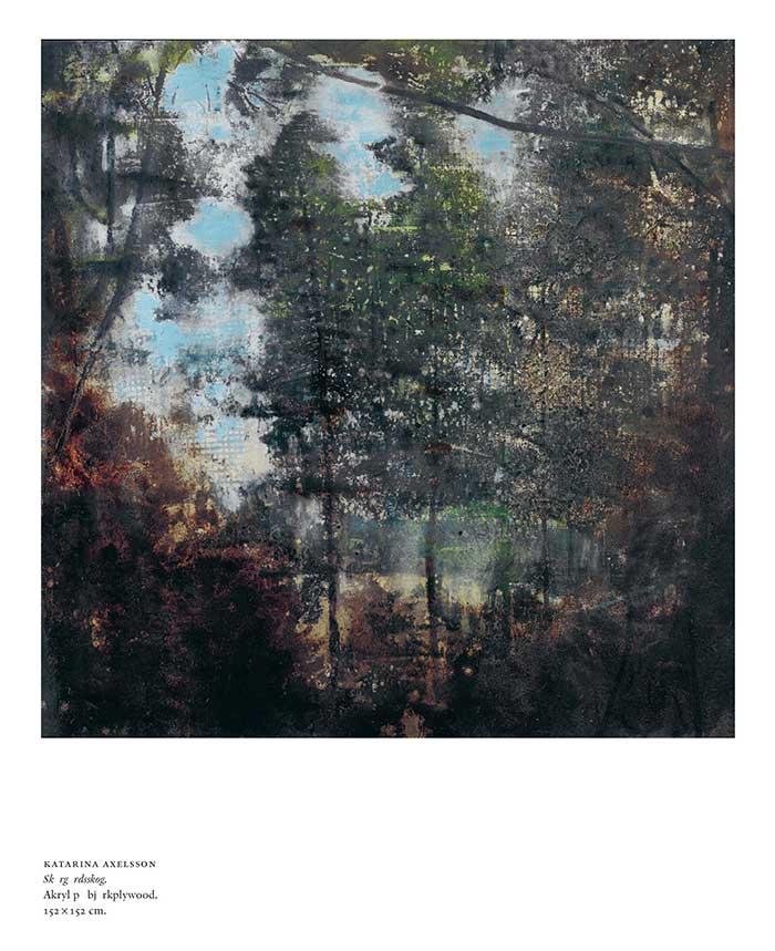 Skärgårdsskog av Katarina Axelsson