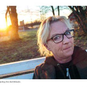 Sista skörden - Samtal med dokumentärfilmaren Tina-Marie Qwiberg