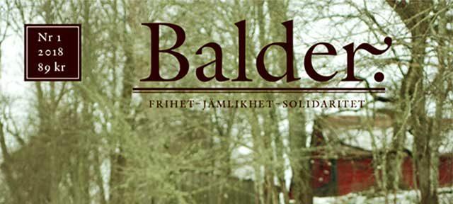 Balder 1/2018