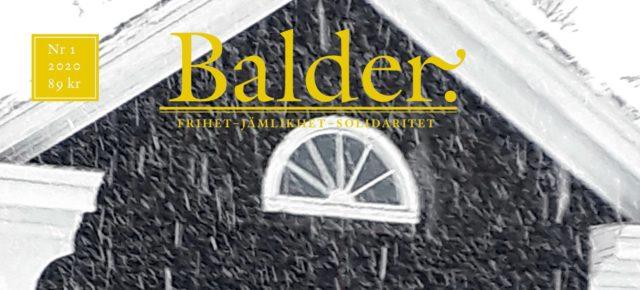 Balder 1/2020