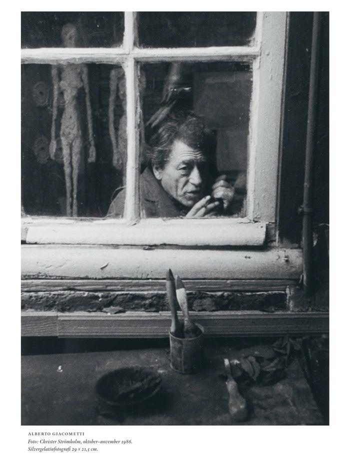 Bild på Alberto Giacometti