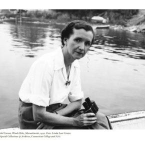 Rachel Carson  - En gaiagestalt med språkets nådegåva