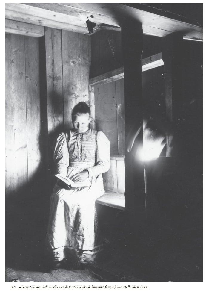En bild på Severin Nilsson